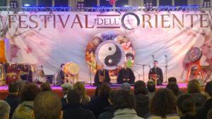 Festival dell'Oriente, sutra zen, monaci zen, Beppe Mokuza
